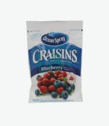 Ocean Spray Craisins Dried Cranberries Blueberry Juice Infused