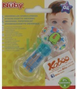 Nuby Clip Clap Pacifinder