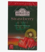 Ahmad Tea Strawberry & Kiwi Flavoured X