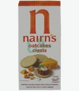 Nairn's Oat Cakes Cheese