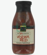 Spicely does it Vodka Red Luxury Ketchup