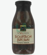 Spicely does it Bourbon Brown Luxury Sauce