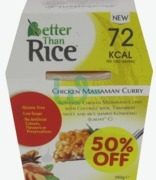 Better Than Rice Chicken Massaman Curry