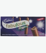 Cadbury Fabulous Fingers