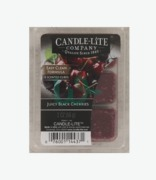 Candle Lite 6 Scented Cubes Juicy Black Cherries