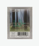 Candle Lite 6 Highly Scented Wax Cubes Mystical Berry Woods