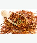 Delicatessen:  Crushed Chillies