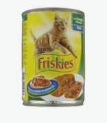Friskies Rabbit & Vegetable Cat Food