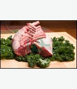 Butcher New Zealand Lamb Frenched Racks
