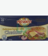President Chedder Slices
