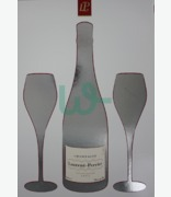 Laurent Perrier Champagne Brut In Gift Box With 2 Glasses