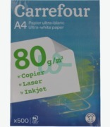 Carrefour A4 Paper