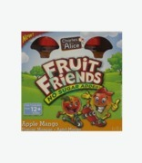 Charles & Alice Fruit Friends Squeezable Fruit Apple Mango