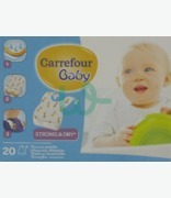 Carrefour Baby Bib Disposables