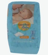 Carrefour  Baby  Protector Absorbente 60 X 60 X