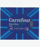 Carrefour Confort Tissues Box