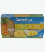 Carrefour Ananas Sciroppata