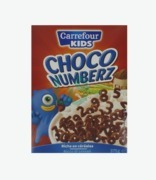 Carrefour Disney Kids Choco Numbers