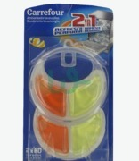 Carrefour Dishwasher Deodorant 2in1 Lemon