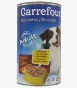 Carrefour Dog Adult With Chicken Carrot & Pasta