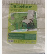 Carrefour Multipositional Cushion Ecru