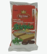 Bg Line Stevia Wafer Chocolate