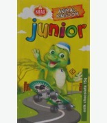 Kras Animal Kingdom Junior Milk Chocolate