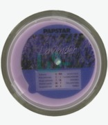 Papstar Scented Candle In Glass Lavander