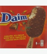 Daim Multipack Caramel Sticks