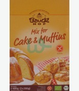 Bauck Hof  Mix For Cake & Muffins