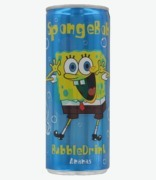 Kids Drink Spongebob Pineapple Softdrink