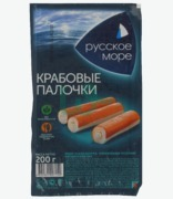 Russian Food : Crab Sticks