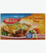 Birds Eye 4 Chicken Pies