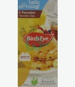 Birds Eye 6 Pancakes Chocolate