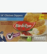 Birds Eye 14 Chicken Dippers