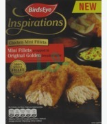 Birds Eye Chicken Mini Fillets
