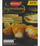Birds Eye Inspirations Chicken Mini Fillets