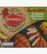 Birds Eye Chicken Chargrills -  Reggae Reggae