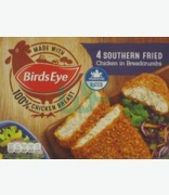 Birds Eye 4 Southern Fried Chicken In Breadcrumbs