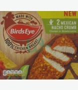 Birds Eye Mexican Nacho Crumb