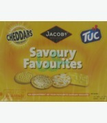 Jacob's Savoury Favourites