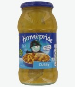 Homepride Curry Mildly Spiced Sauce