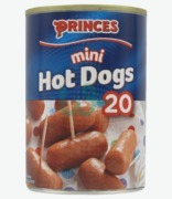 Princes Mini Party Hot Dogs