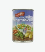 Batchelors Mixed Vegetables In Water