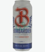 Bombardier Beer Can