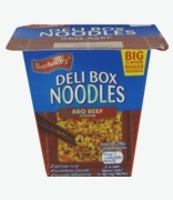 Batchelors Deli Box Noodles Bbq Beef Flavour