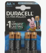 Duracell Ultra Power A A