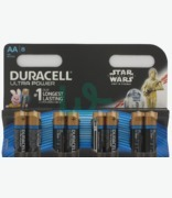 Duracell Ultra Power A A Starwars