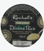 Rachel's Organic Traditional Divine Rice Pudding