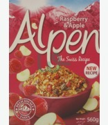 Alpen Weetabix Alpen Raspberry & Apple